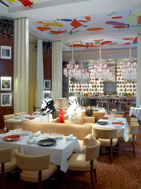La cuisine french restaurant 8e arrondissement paris for Restaurant la cuisine royal monceau