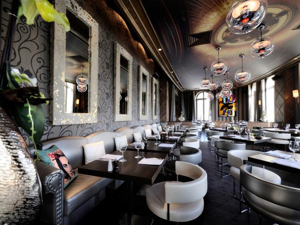 french restaurant london
