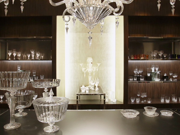 Baccarat Flagship Store New York 1