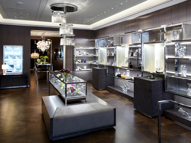 Baccarat Flagship Store New York 4