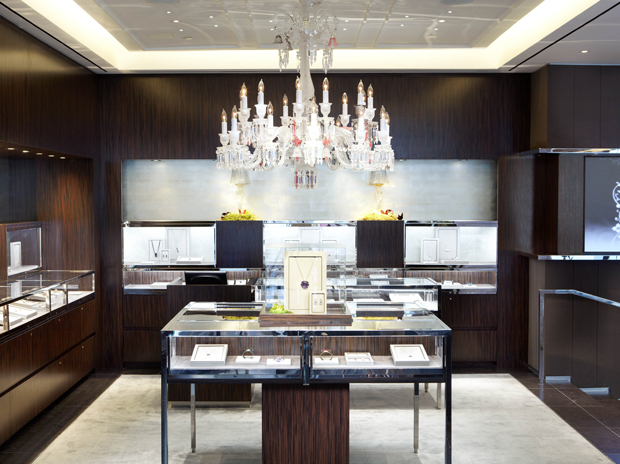 Baccarat Flagship Store New York 6