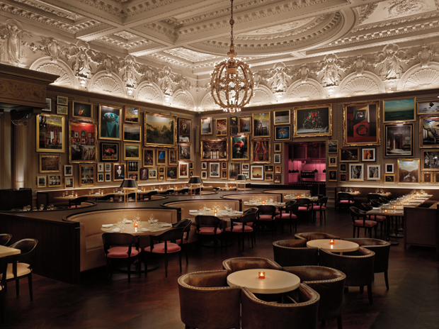 The London EDITION - Berners Tavern 1