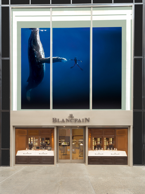 Blancpain, 645 5th Avenue 1