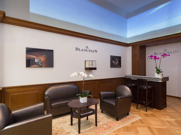 Blancpain, 645 5th Avenue 6