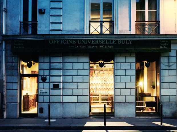 Buly 1803 beauty and perfume boutique 6e arrondissement paris - Rue bonaparte paris 6 ...