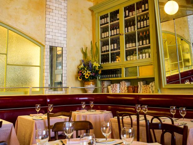 Cherche midi french restaurant nolita new york for Cherche hotel