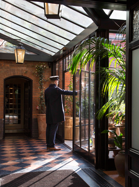 Chiltern Firehouse 1
