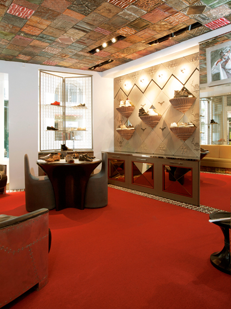 Christian Louboutin Men´s Boutique 2