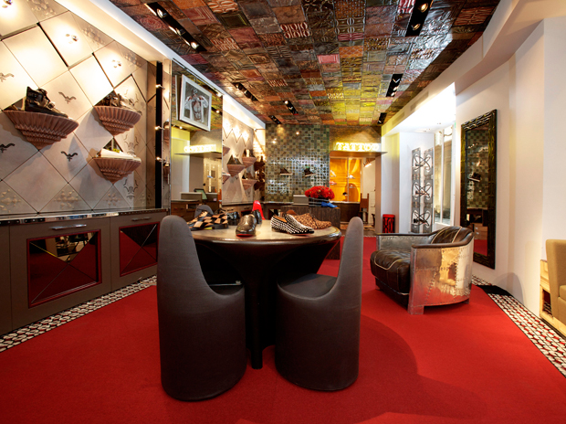 Christian Louboutin Men´s Boutique 3