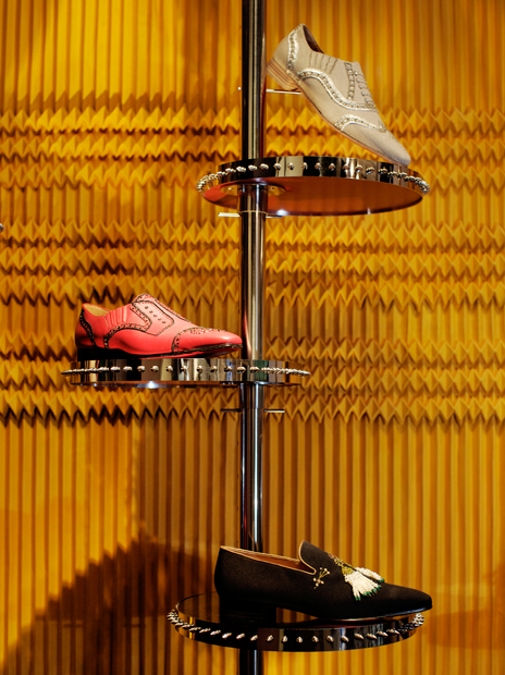 Christian Louboutin Men´s Boutique 6