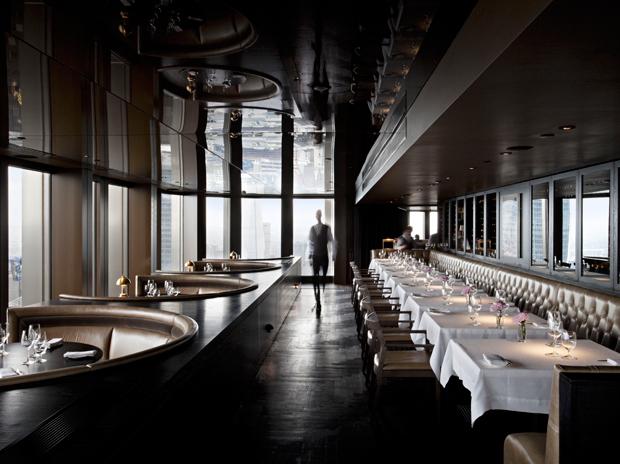 City Social Contemporary European Restaurant Bar The