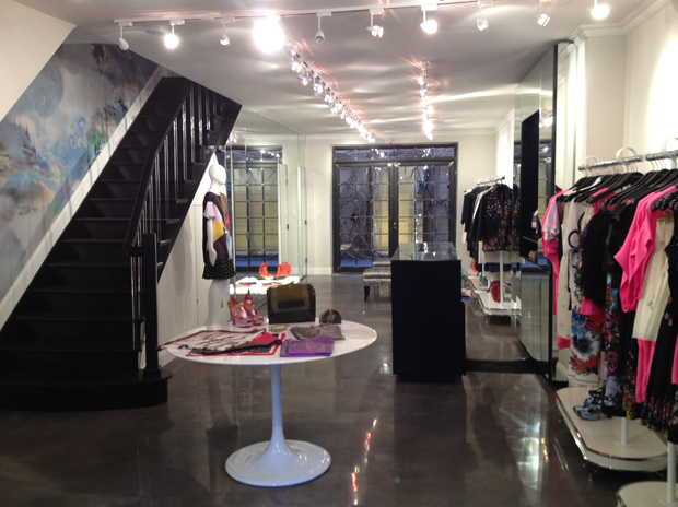 Cynthia Rowley UES Store - CuRious & CR 10