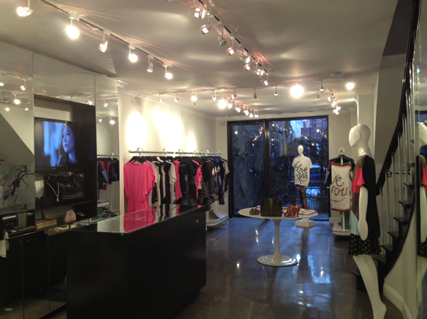 Cynthia Rowley UES Store - CuRious & CR 14