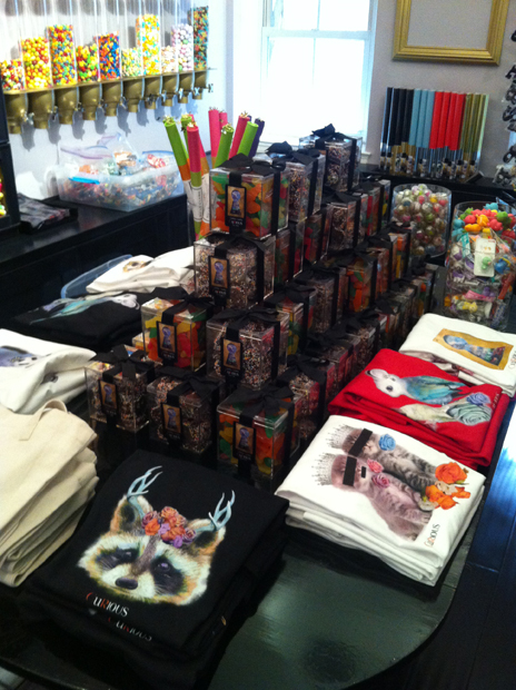 Cynthia Rowley UES Store - CuRious & CR 18