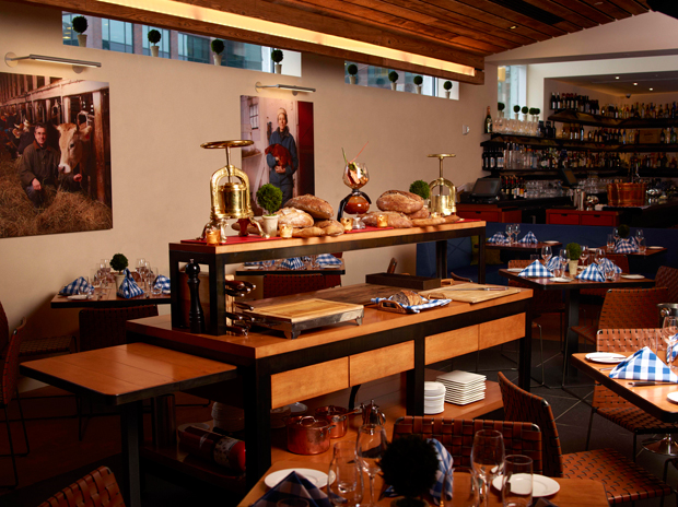 David Burke Kitchen 1