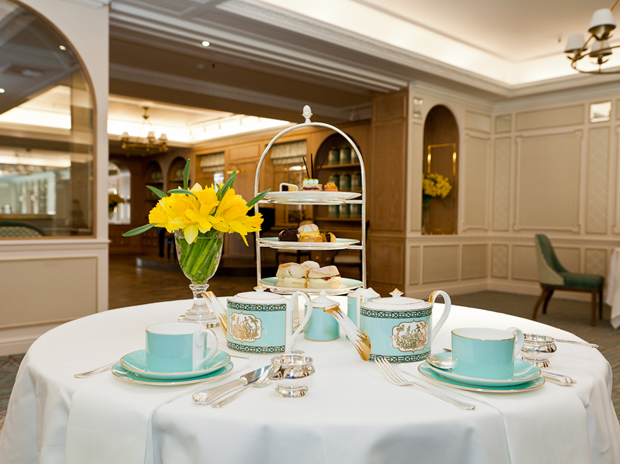 Diamond Jubilee Tea Salon 1