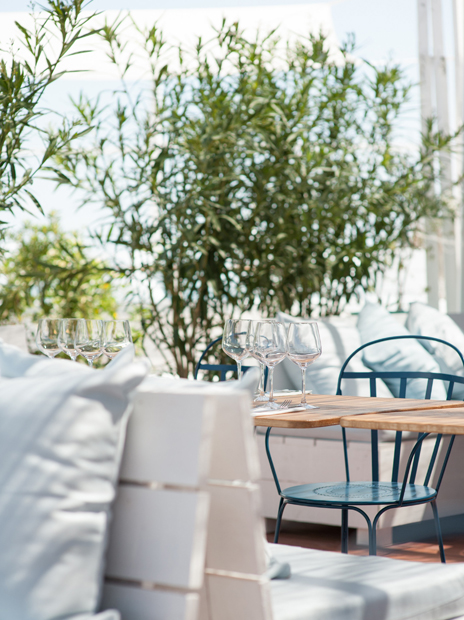 Experimental Beach Ibiza | French and Seafood Restaurant and