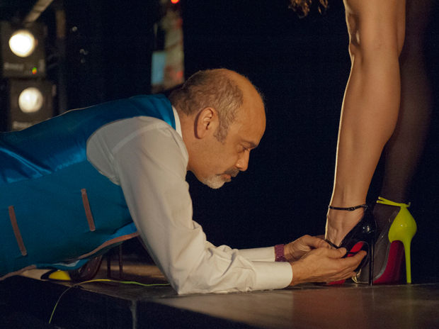 Feu by Christian Louboutin at Crazy Horse 2