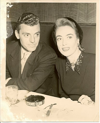 Greg Bautzer & Joan Crawford