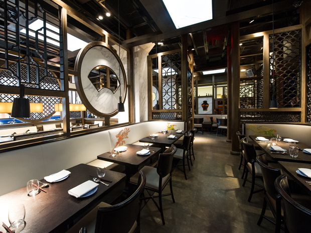 Hakkasan new york modern chinese restaurant bar midtown for Asian cuisine nyc