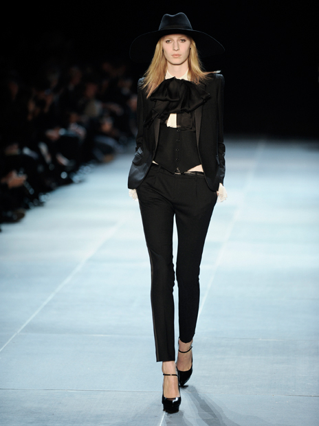 Hedi Slimane, Yves Saint Laurent - Saint Laurent Paris SS 2013 2