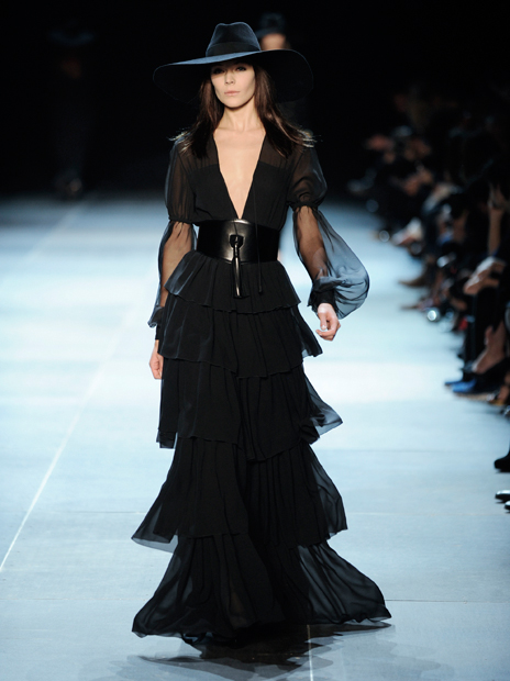 Hedi Slimane, Yves Saint Laurent - Saint Laurent Paris SS 2013 4