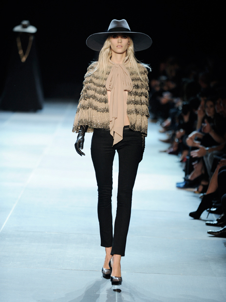 Hedi Slimane, Yves Saint Laurent - Saint Laurent Paris SS 2013 6