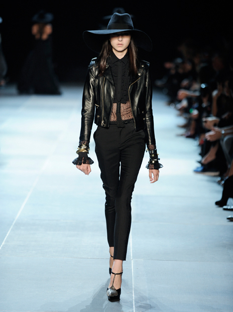 Hedi Slimane, Yves Saint Laurent - Saint Laurent Paris SS 2013 8