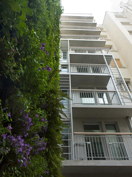 H tel jules et jim hotel 3e arrondissement paris for Design hotel jules
