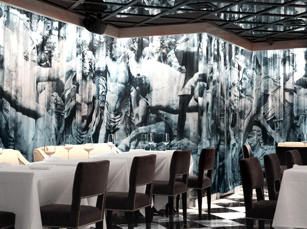 Hunt fish club contemporary steakhouse and bar for The hunt and fish club
