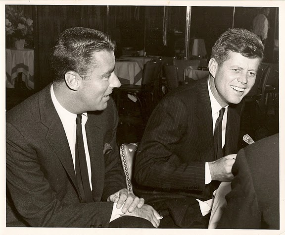 JFK & Peter Lawford