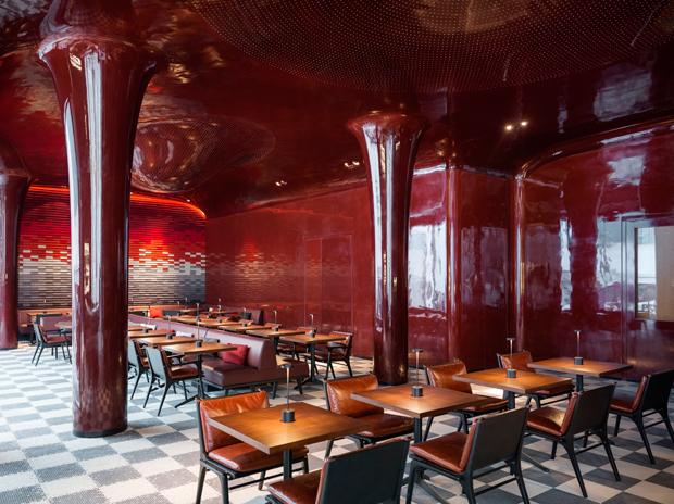 La salle manger contemporary french neo brasserie chic for Restaurant la salle a manger paris