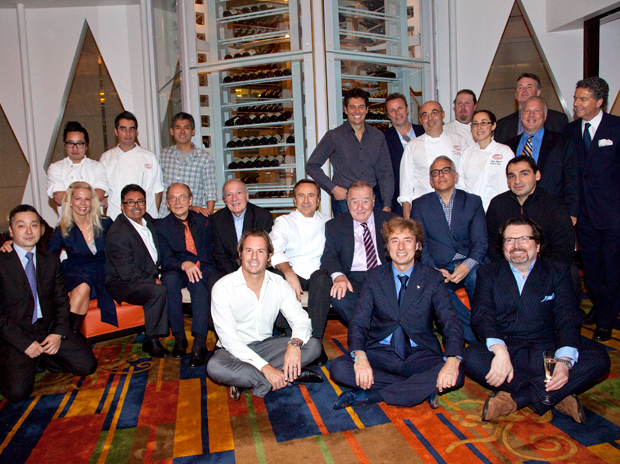 Le Cirque - Photo of Le Cirque Chefs, past and present 12