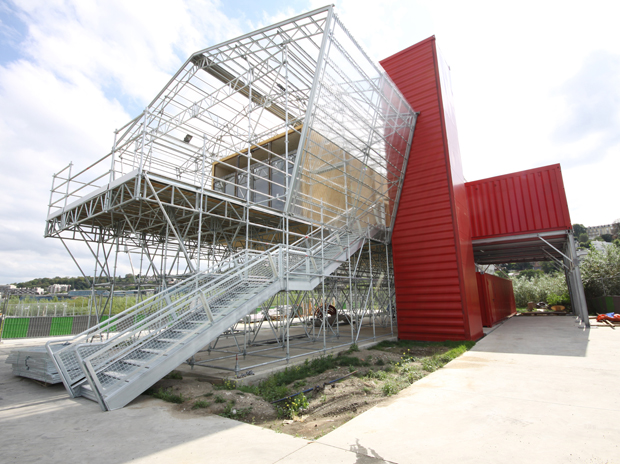 Les grandes tables de l le seguin bio restaurant boulogne billancourt - Jardin de l ile seguin ...