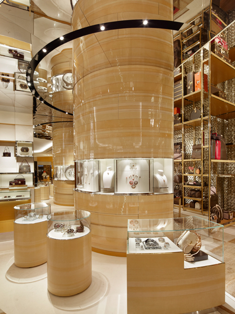 Maison louis vuitton roma etoile store rome for Roma interior design