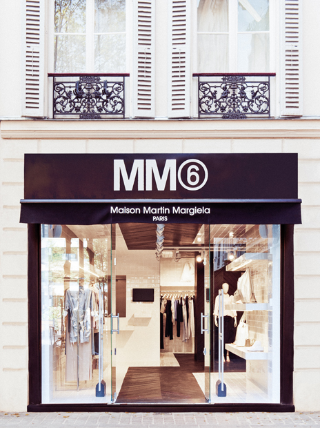 Mm6 maison martin margiela flagship store 1e for Maison martin margiela paris