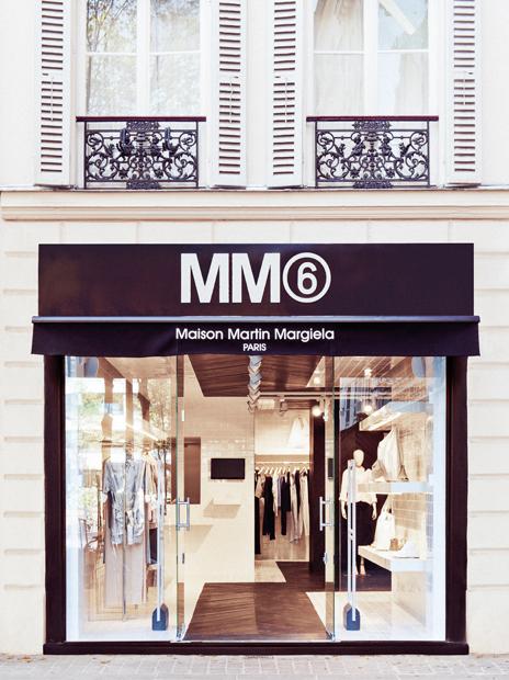 mm6 maison martin margiela flagship store 1e