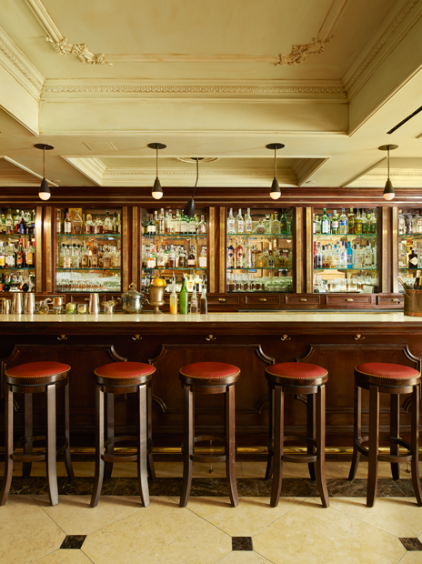 Marlton Restaurant New York