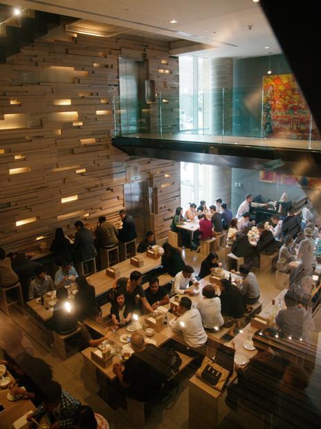 Momofuku Toronto Noodle Bar Nikai Daisho Shoto