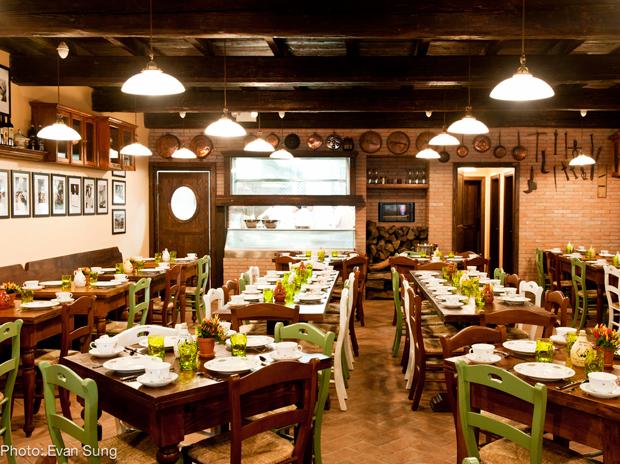 Osteria Morini Italian Restaurant SoHo New York