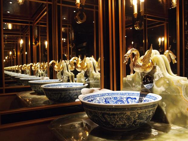 Park Chinois Chinese Restaurant Mayfair London