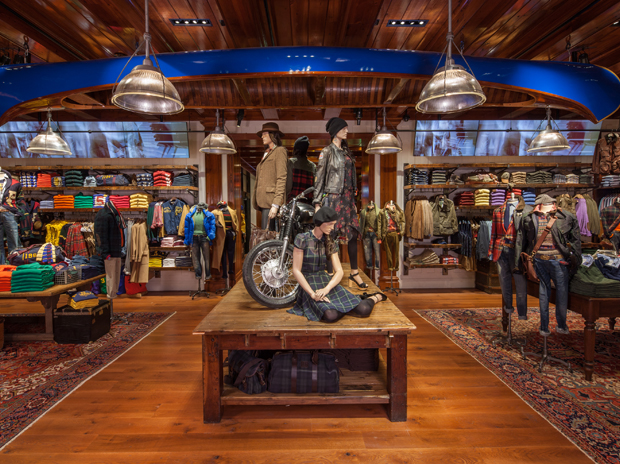 Polo Ralph Lauren Flagship 4