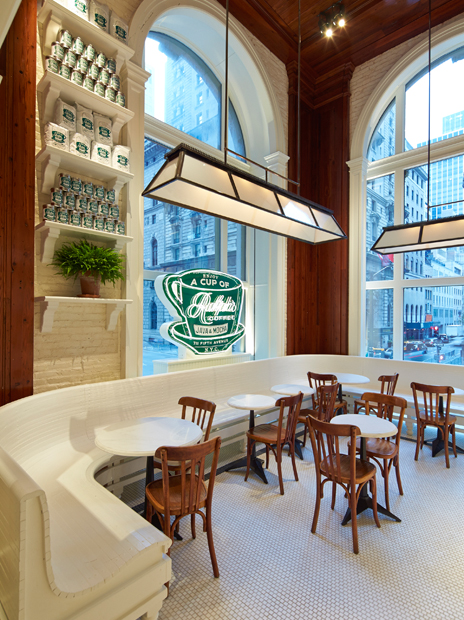 Polo Ralph Lauren Flagship - Ralph's Coffee 2