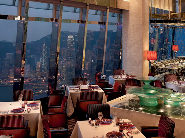 Ritz-Carlton Hong Kong 13