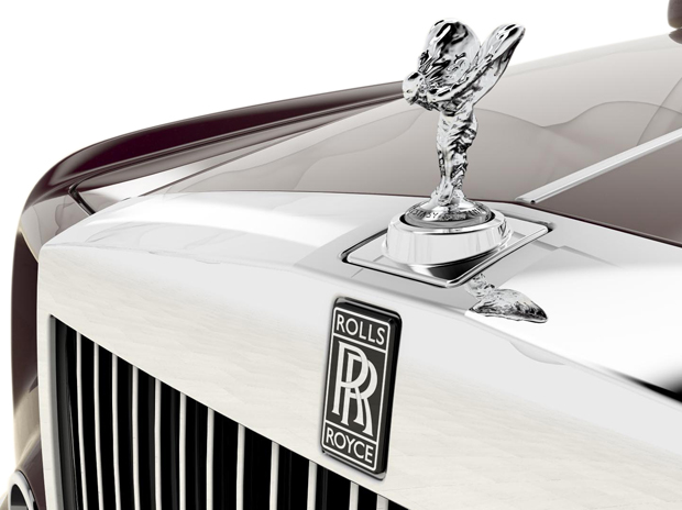 Rolls Royce 34:  Spirit of Ecstasy Centenary Collection