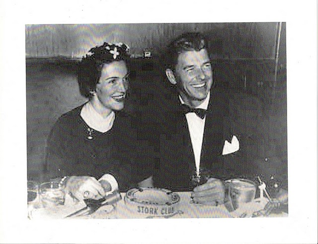 Ronald & Nancy Reagen