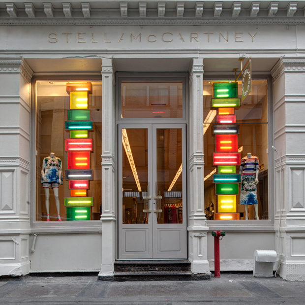 Stella McCartney SoHo Store 1