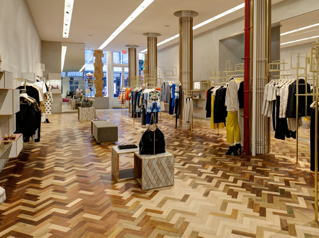 Stella McCartney SoHo Store 5