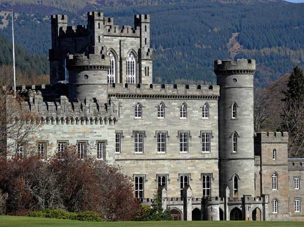 Taymouth Castle 3