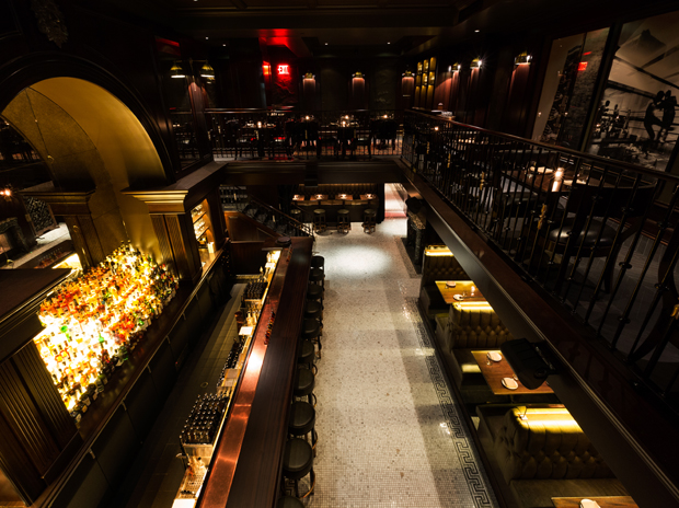 The NoMad Bar 7